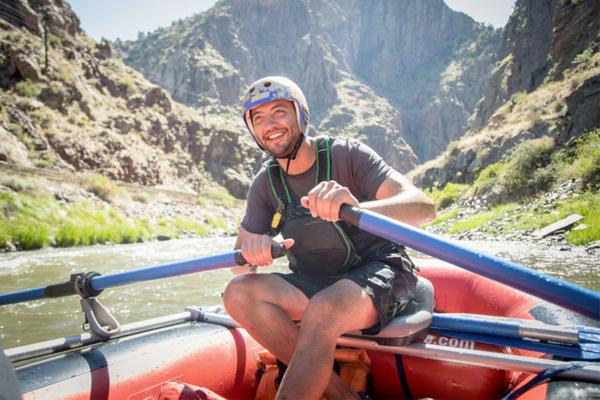 Medidas de seguridad para practicar Rafting