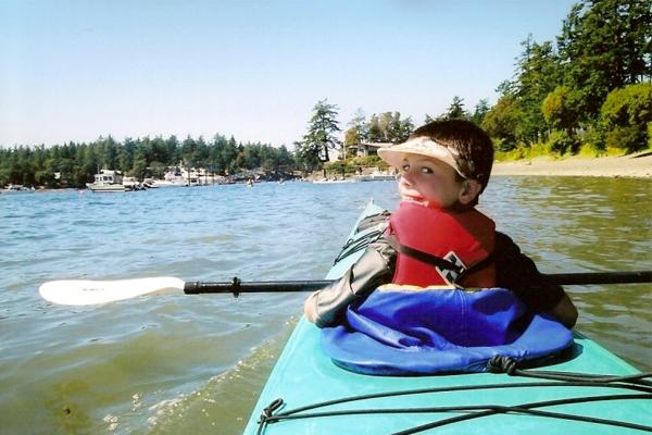 practicar-kayak-con-niños